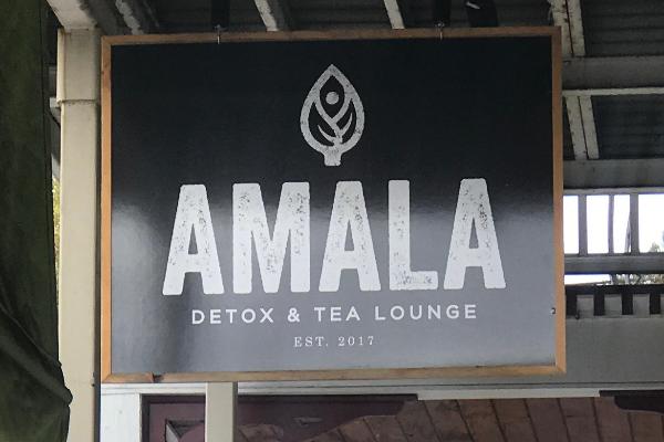 Amala Detox and Tea Lounge