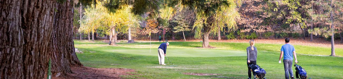 Twain Harte Golf Club