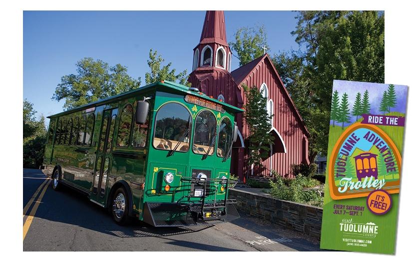 Tuolumne Adventure Trolley