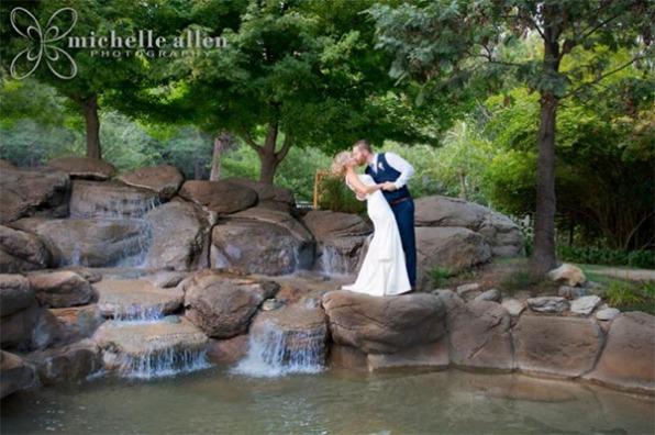 Wedding at Lazy Z Resort