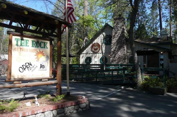 The Rock of Twain Harte