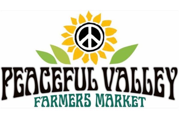Peaceful Valley Farmers Market logo