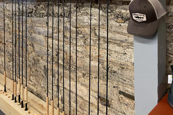 Sonora Fly Company Rods