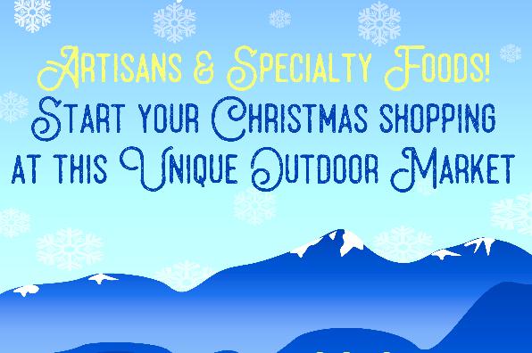 Twain Harte Outdoor Christmas Market