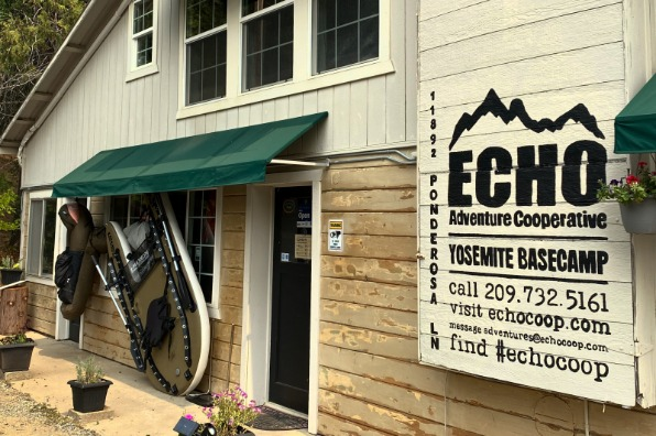 Echo Adventure Exterior in Groveland