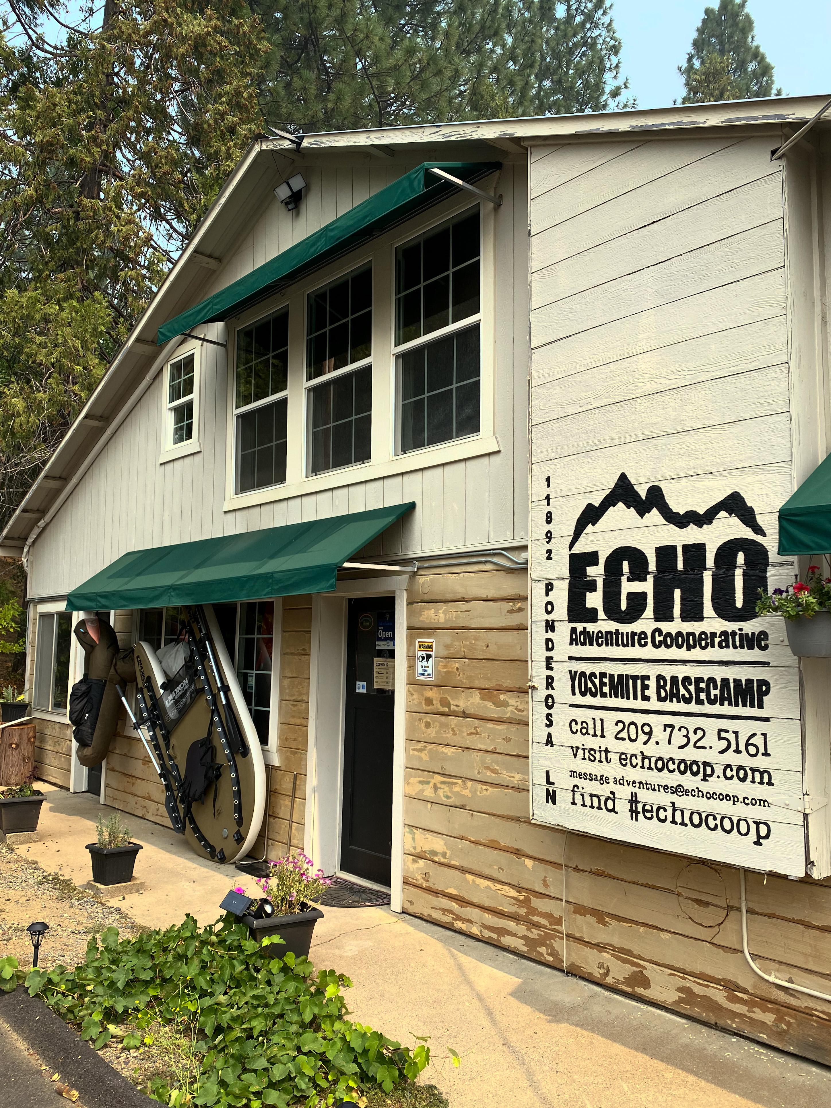 Echo Adventure Exterior in Groveland