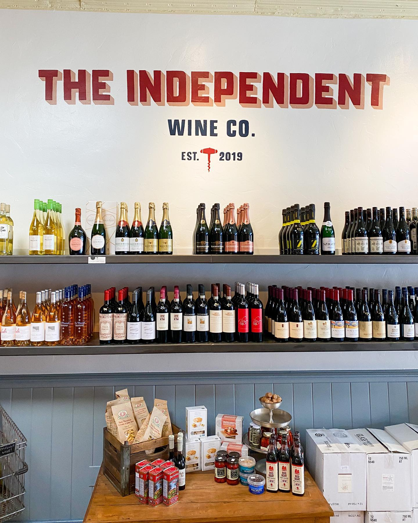 Independent Wine Co Wine