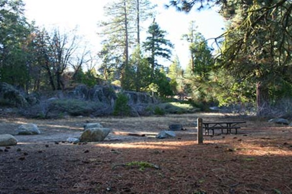 Cascade Creek Campground