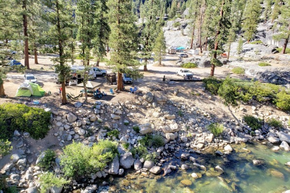 Dodge Ridge Campgrounds