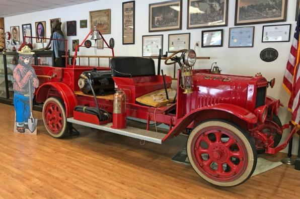 Sonora Volunteer Fire Museum