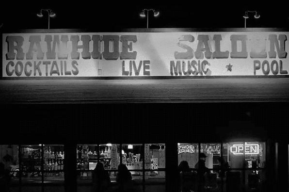 The Rawhide Saloon