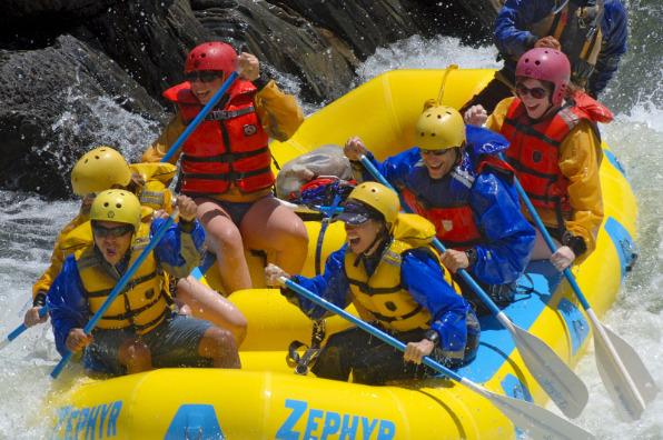 Zephyr River Expeditions
