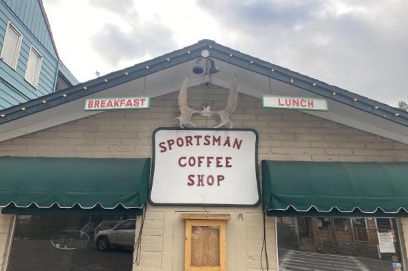 Sportsman Coffee Shop