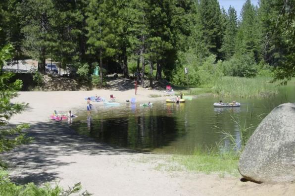 Sugar Pine Lake