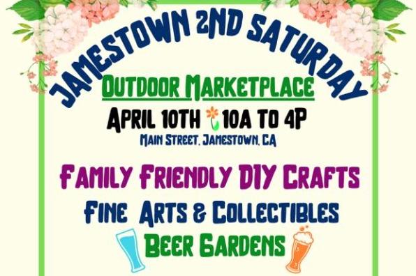 Jamestown Outdoor Marketplace