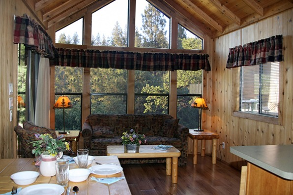 Yosemite Pines Living Room