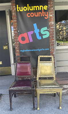 TCA Chairs Chairs Chairs Fundraiser