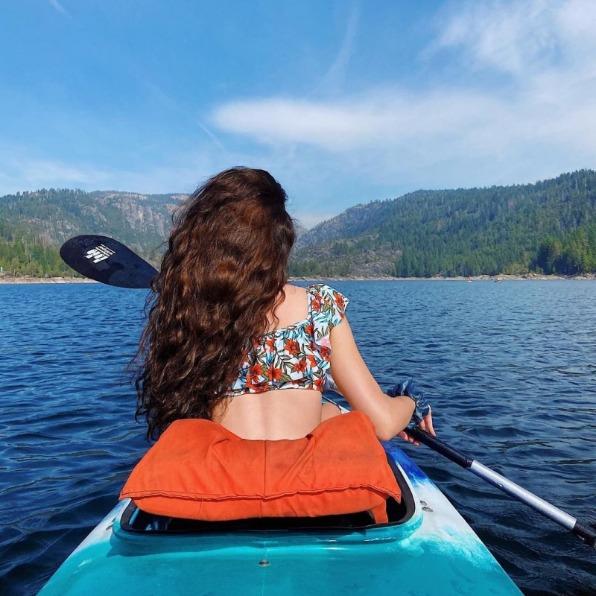 Pinecrest Lake Kayak