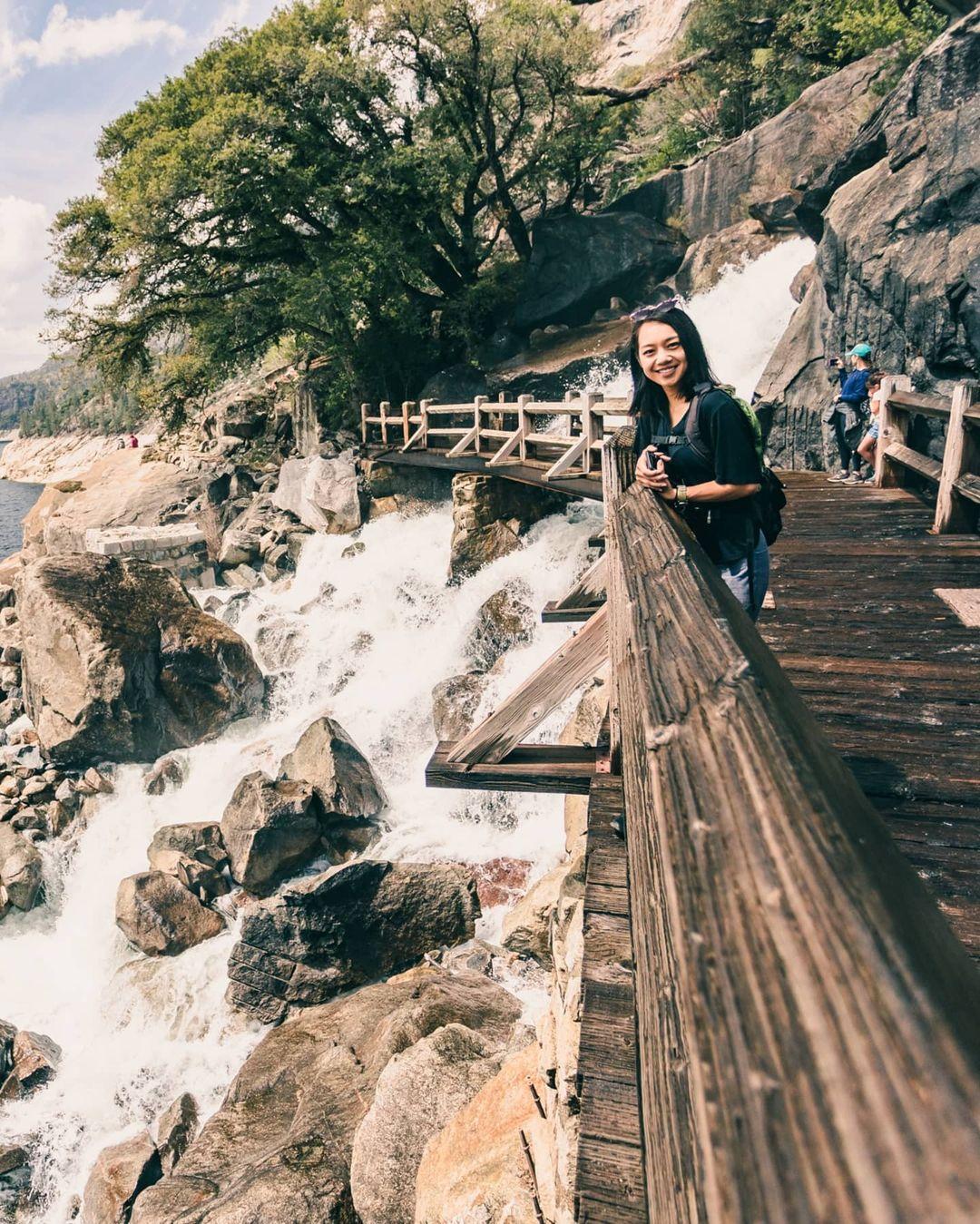 Hetch Hetchy Waterfall