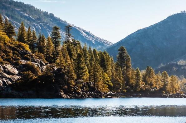 Pinecrest Lake