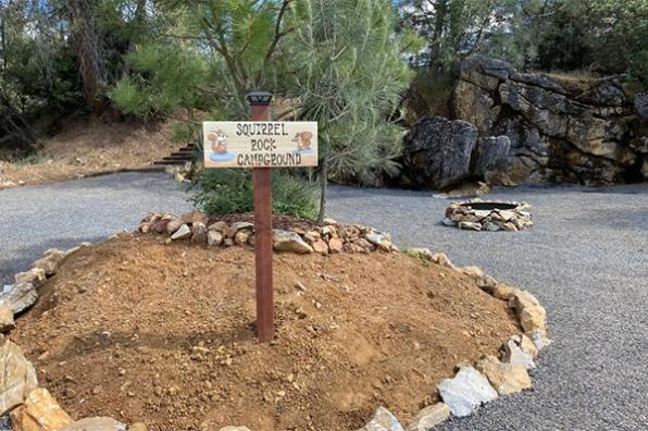 Squirrel Rock Campground