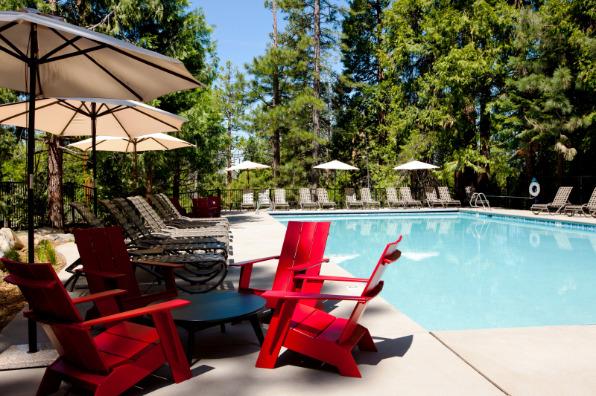Evergreen Lodge Pool