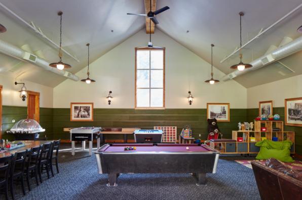 Evergreen Lodge Rec Room