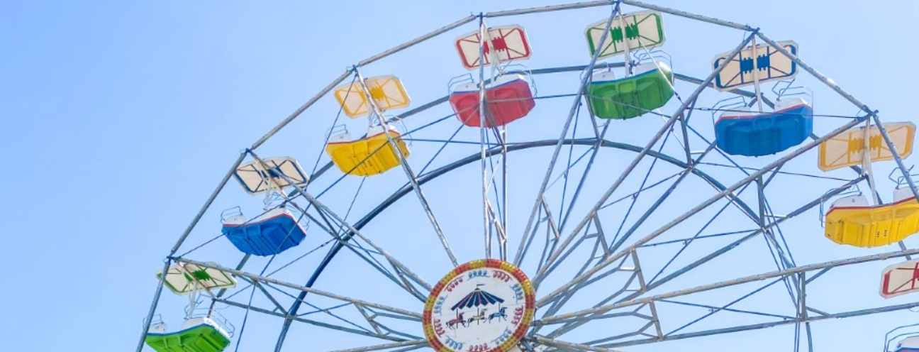 Mother Lode Fair Ferris Wheel