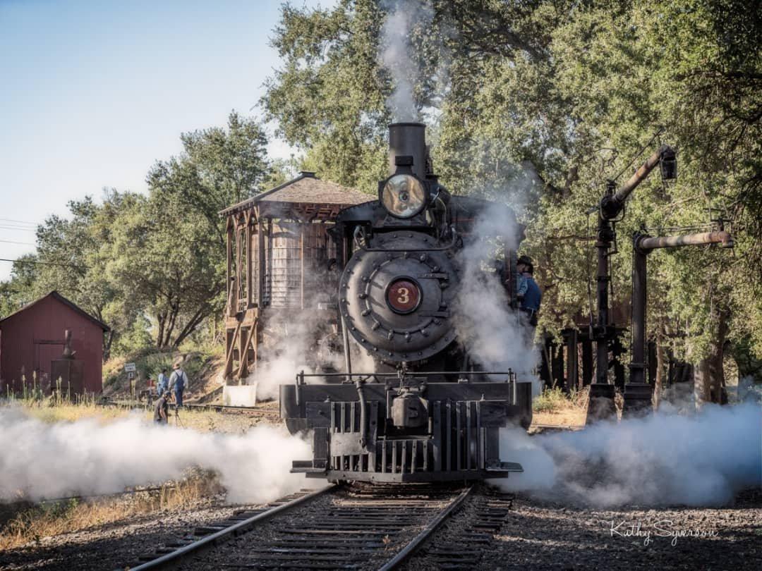 Railtown 1897 State Historic Park @kathysyv on IG