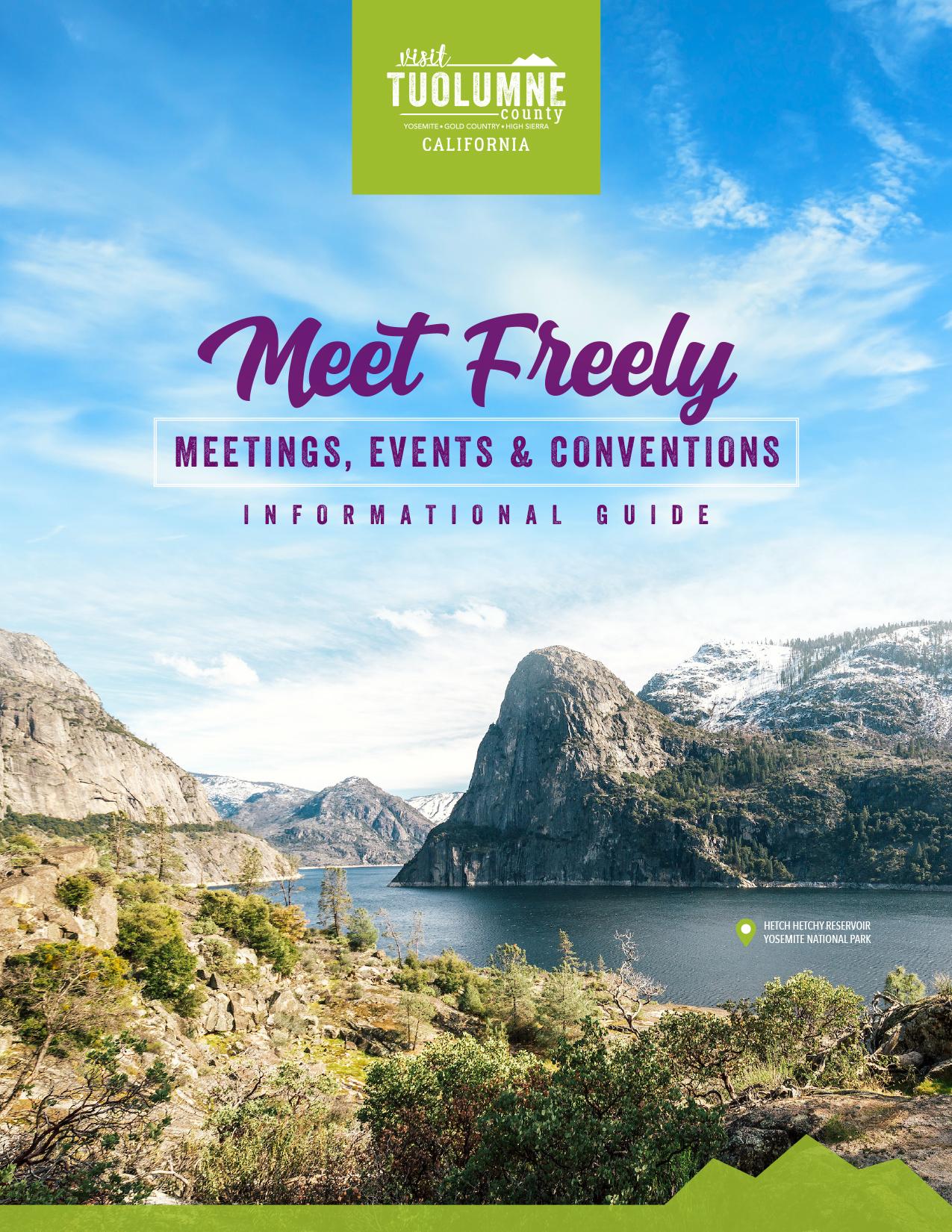 Meet Freely Meetings Guide Cover