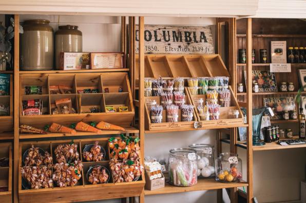 Columbia Mercantile