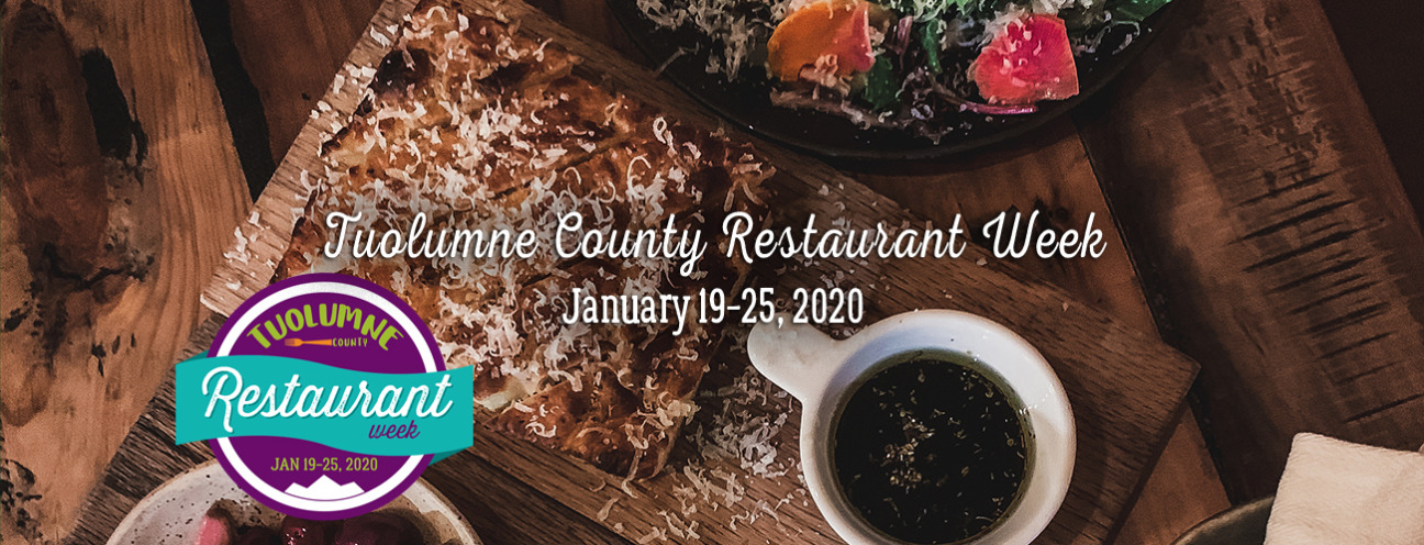 Tuolumne County Restaurant Week