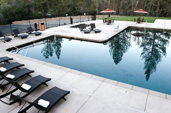 The Hotel at Black Oak Casino Resort Pool