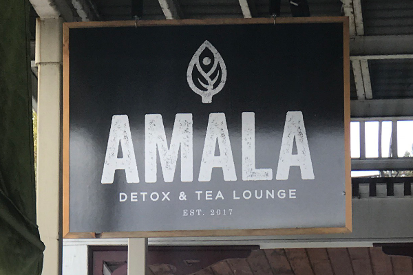Amala Detox and Tea Lounge