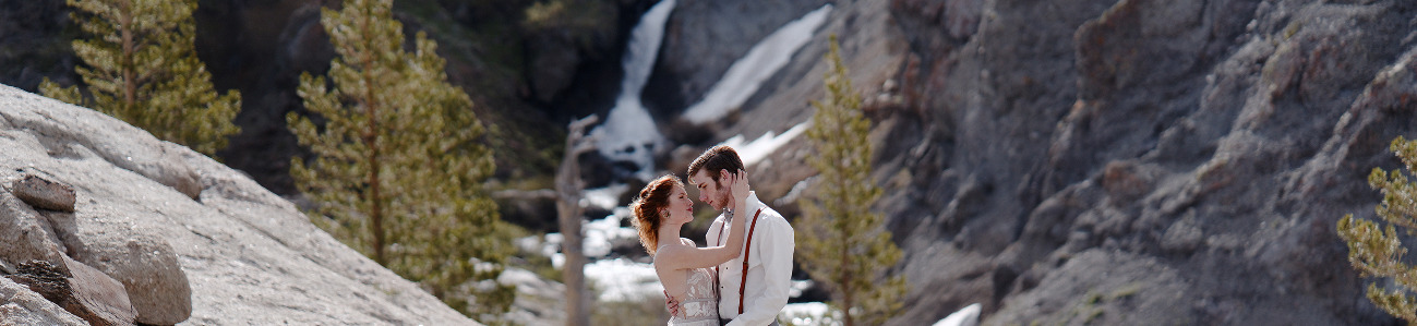 High Sierra Wedding