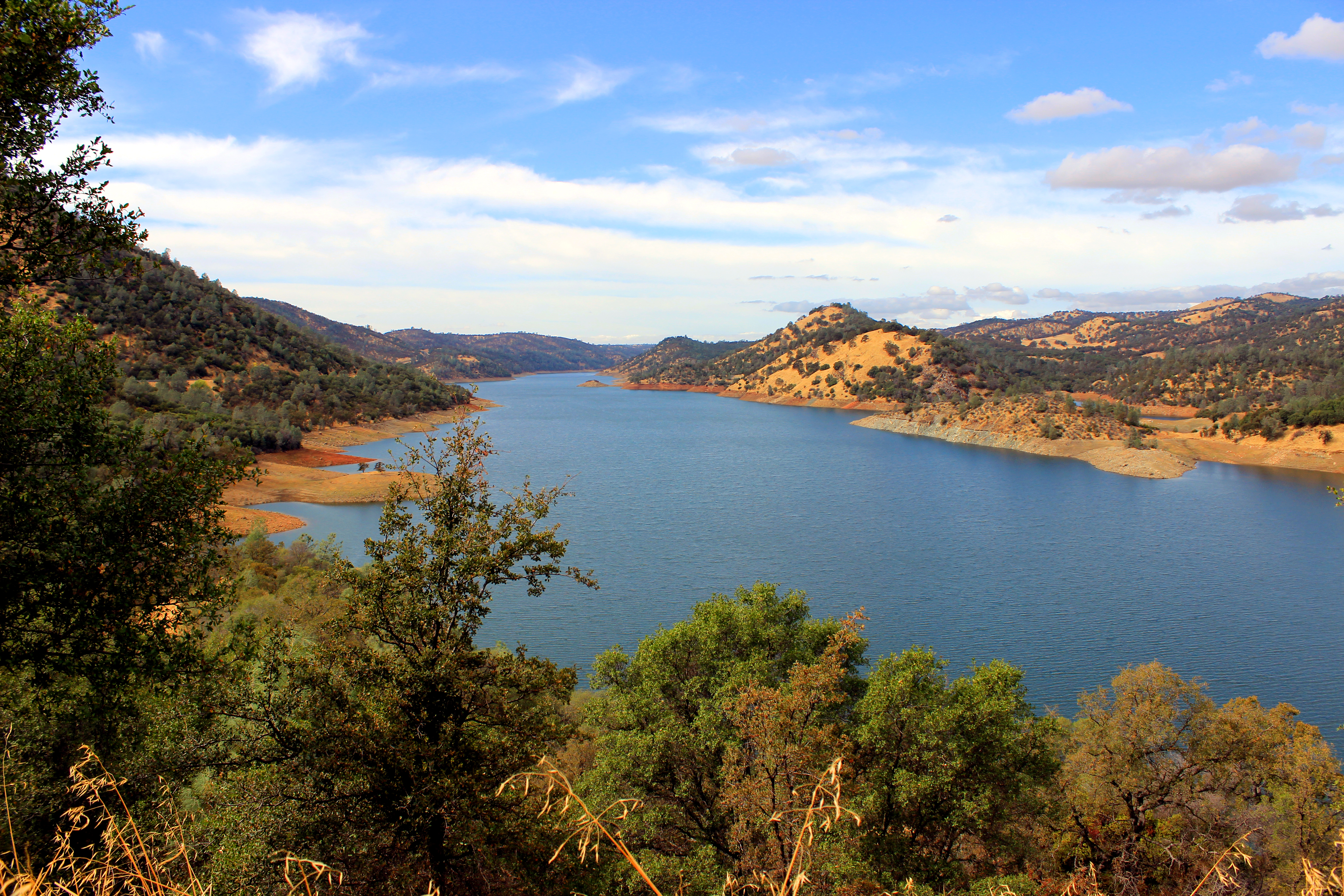 Don Pedro Reservoir