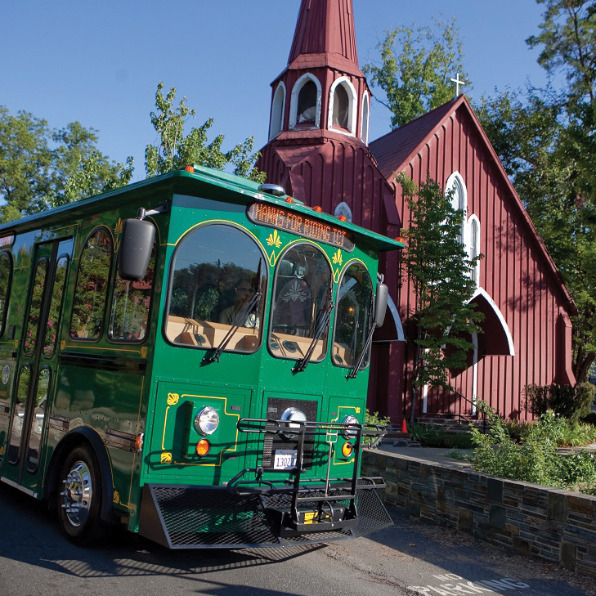 Tuolumne County Trolley